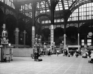 Penn Station 1955