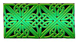 GreenCelticKnots