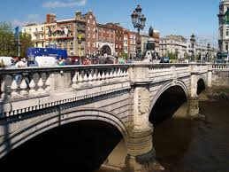 O'connell street bridge