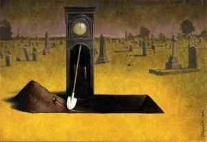 Clock&Grave