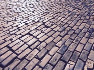 CobblestoneStreetOldSanJuan