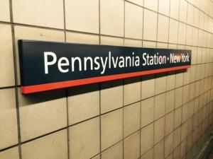 PennStationSign