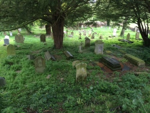 Barton Stacey Graveyard