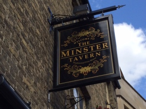 MinsterTavernSign