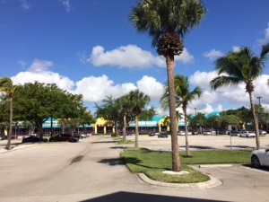 mall lot